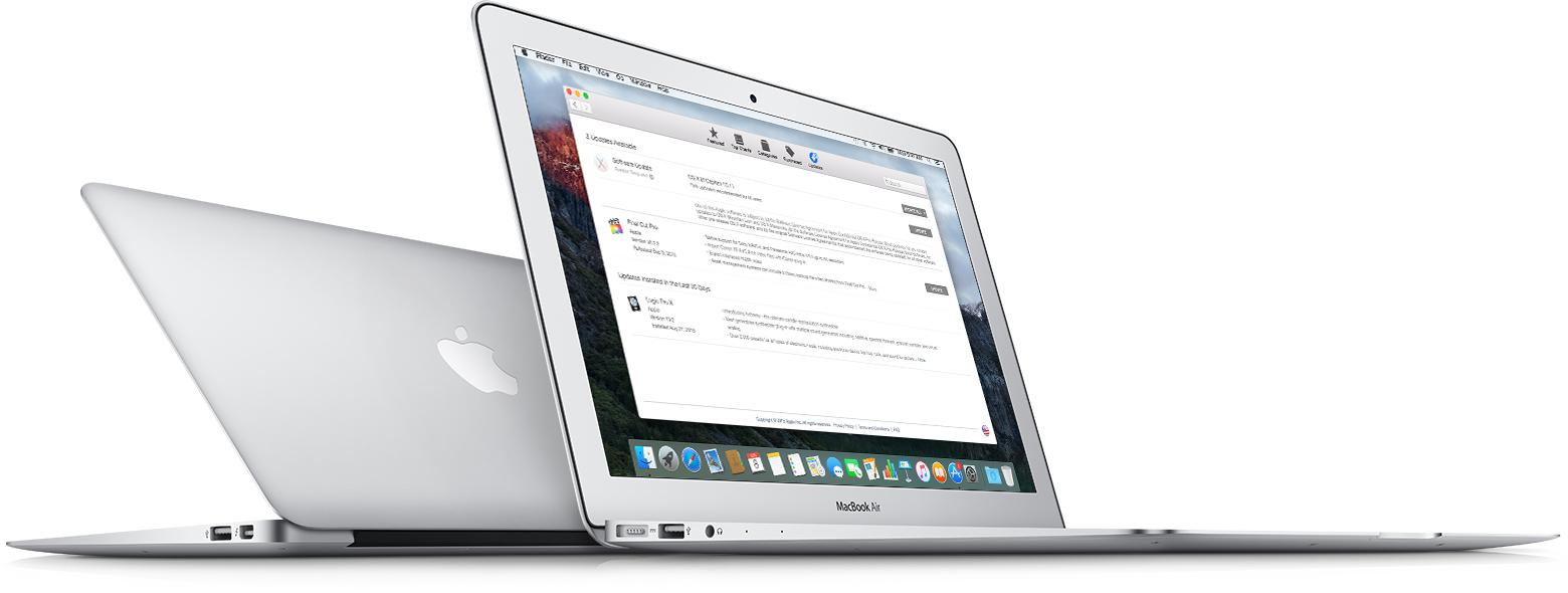 MacBook refurb reliable