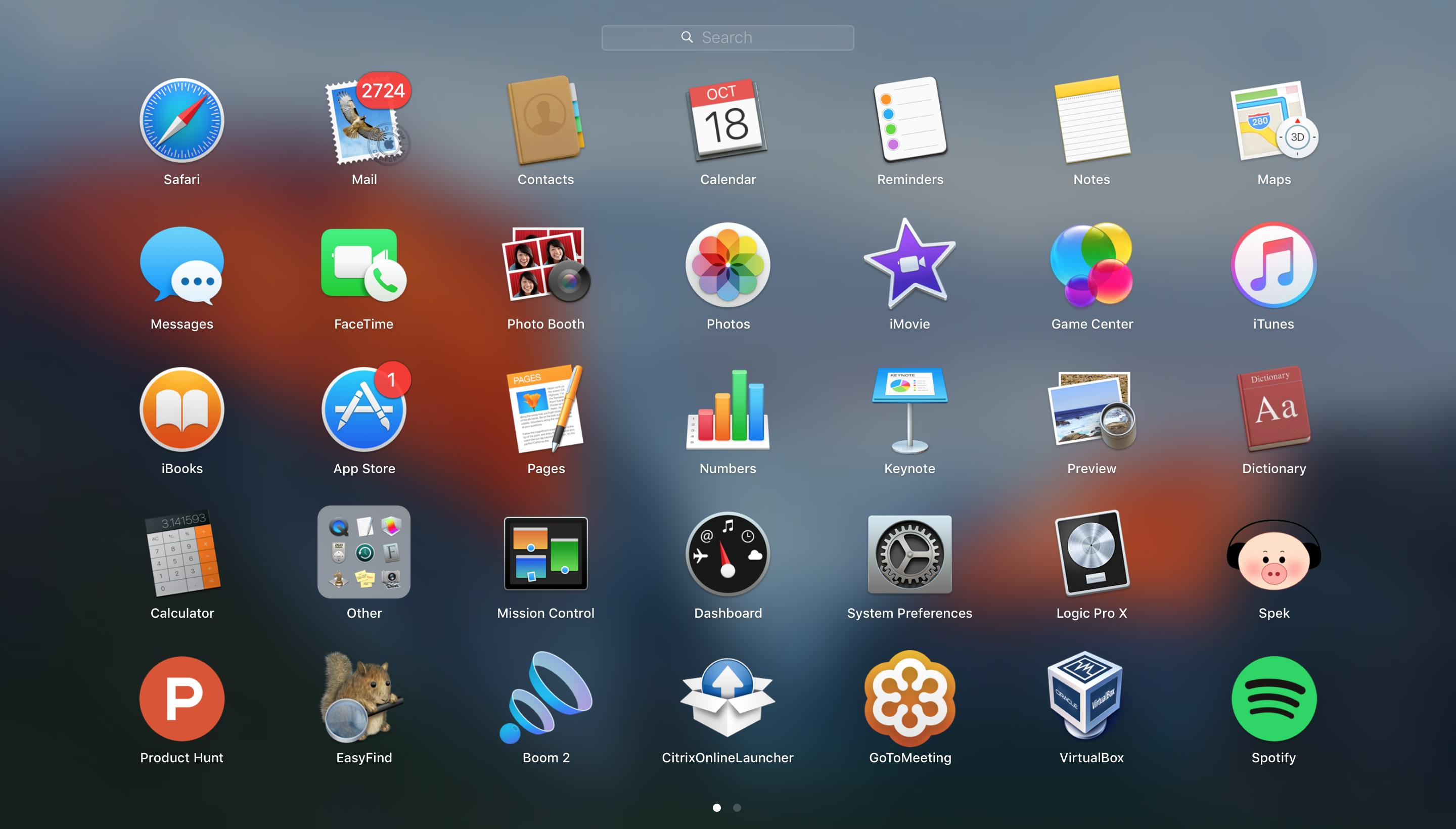 Delete apps you don't need