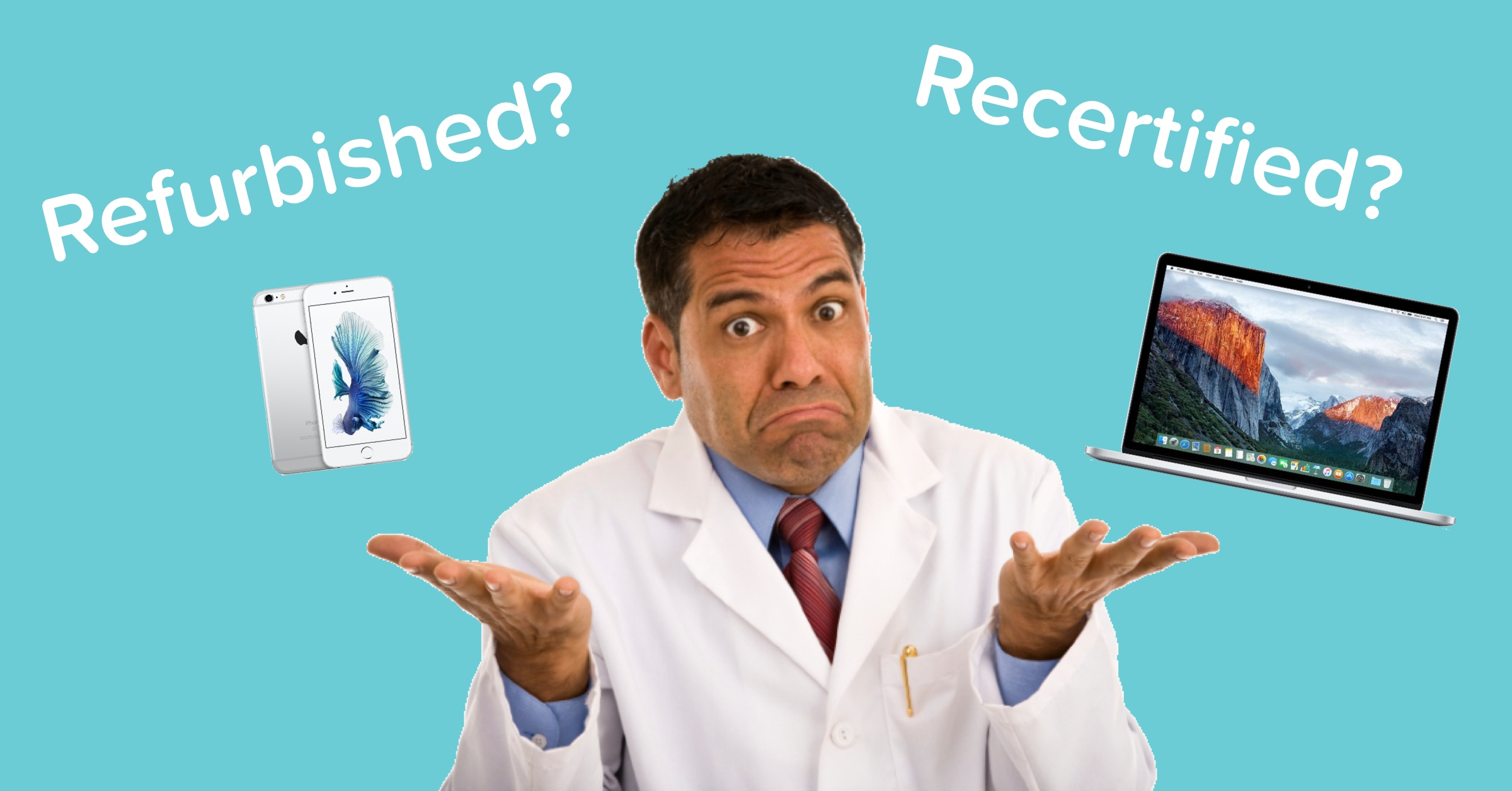 Refurbished vs. Recertified - What's the Difference?