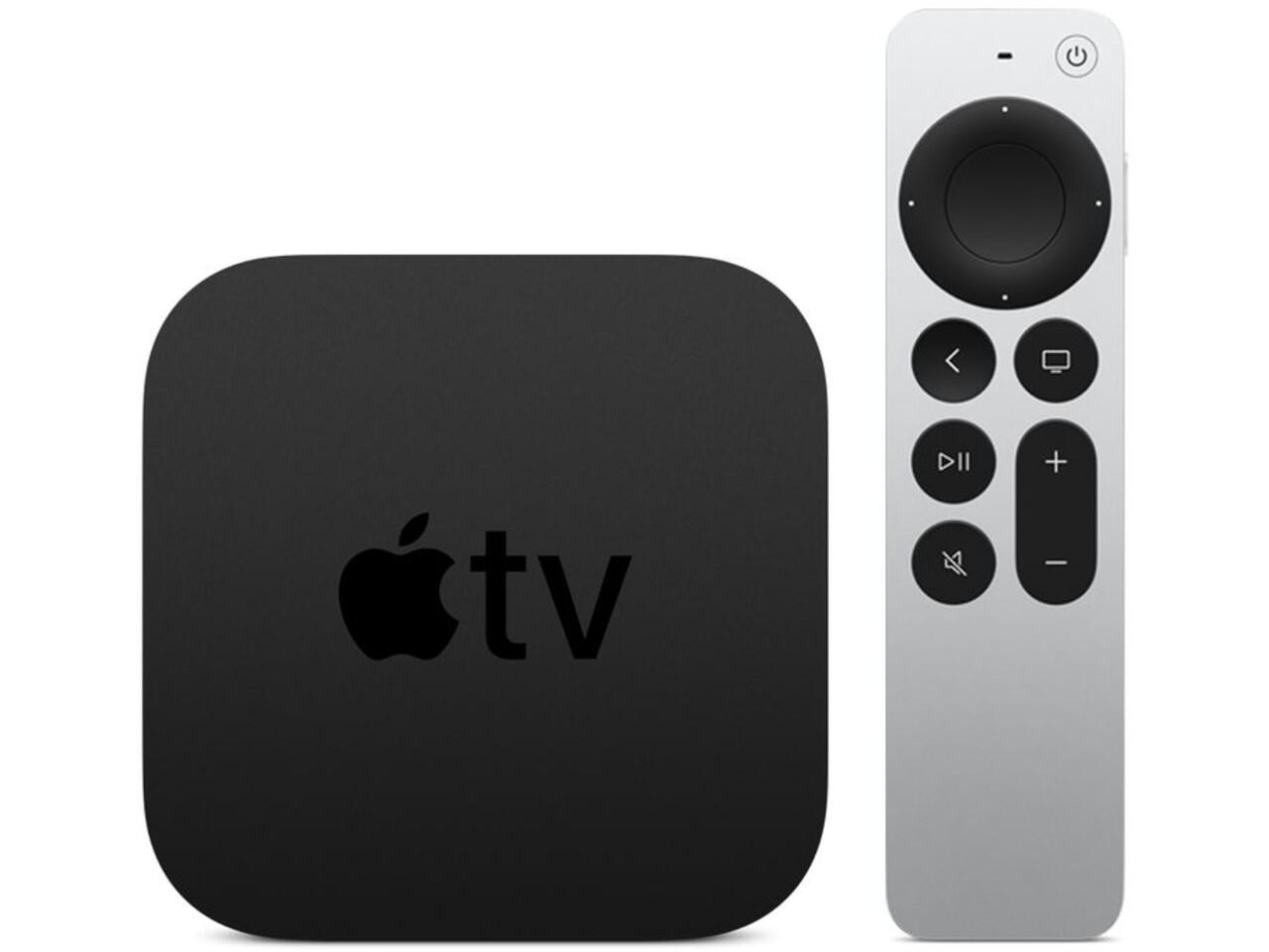 apple tv 5th generation 4k 2021