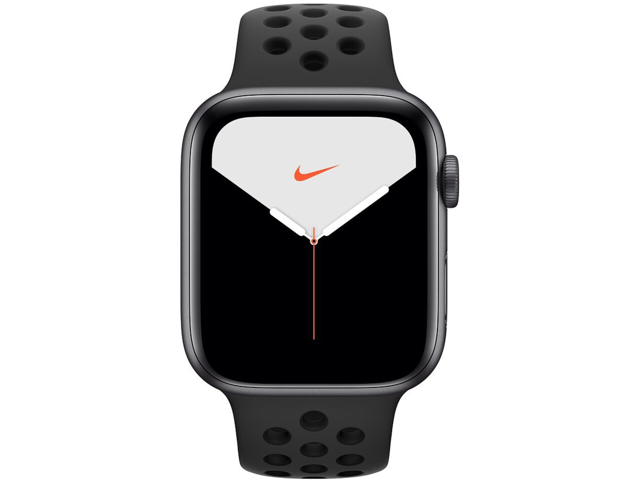 apple watch nike series 5 cellular 44mm space gray aluminum anthraciteblack nike sport band