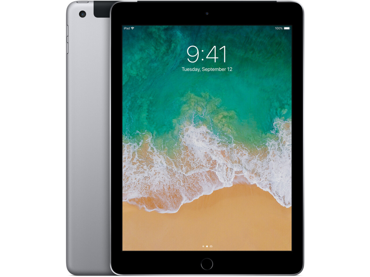 ipad 5 cellular space gray
