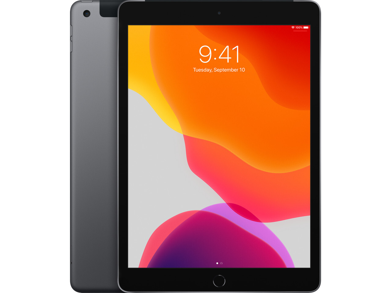 ipad 7 cellular space gray