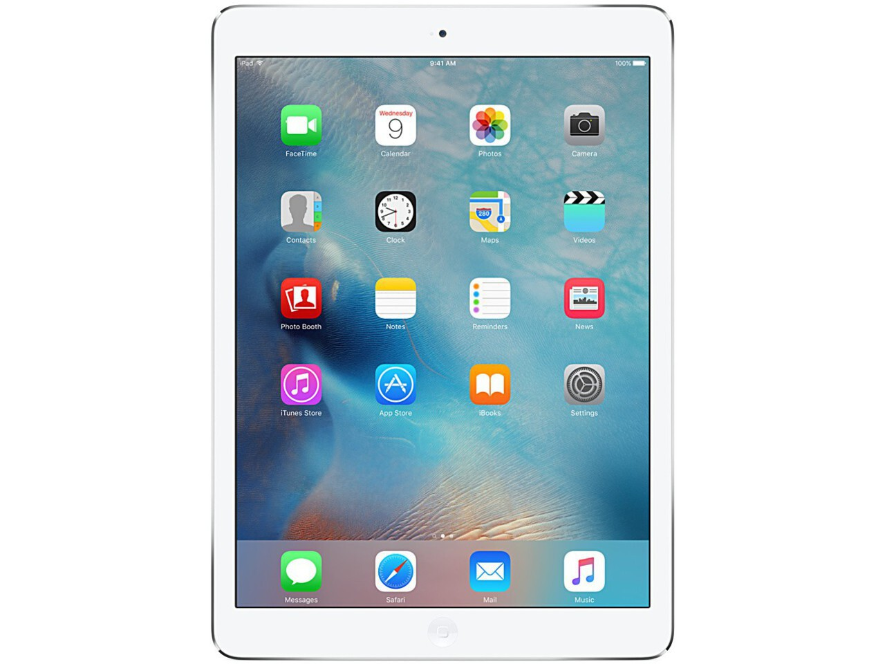 ipad air 1 cellular silver