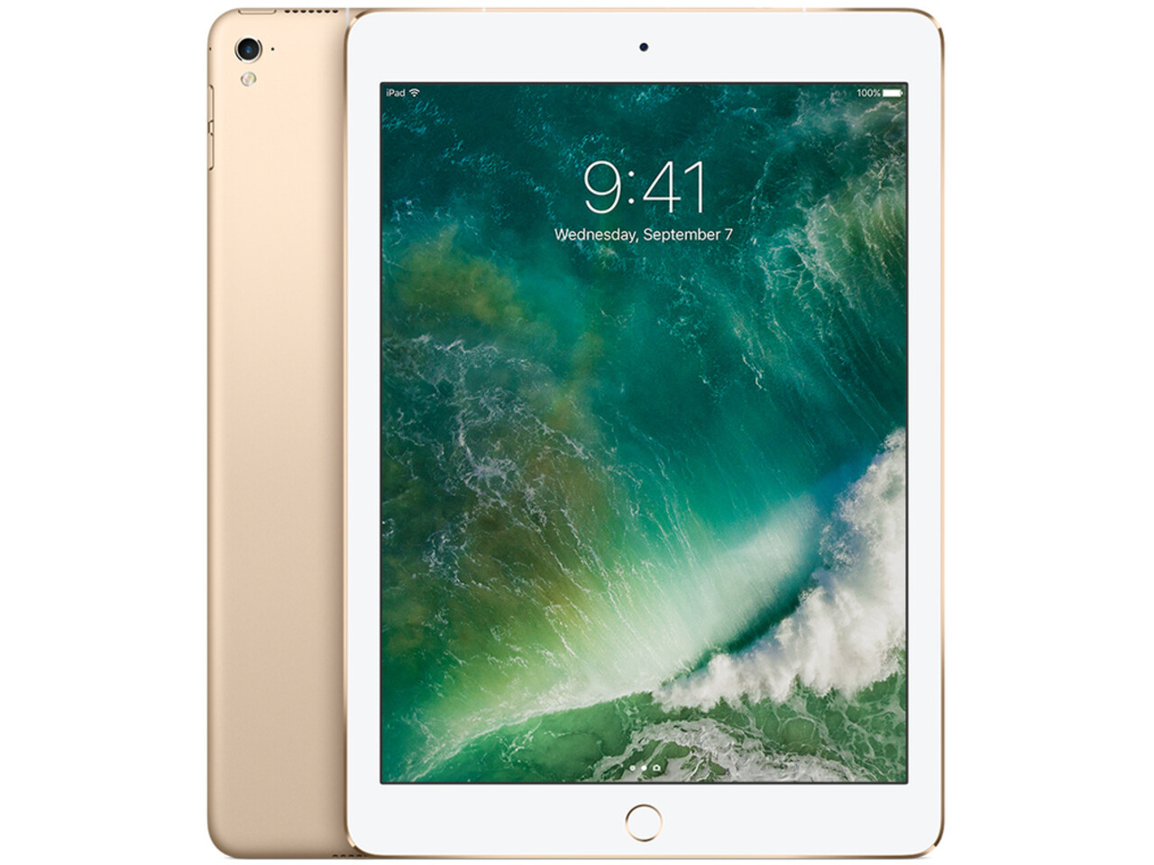 ipad pro 1 9 inch cellular gold