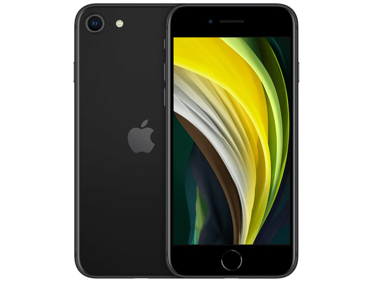 iphone se 2 black