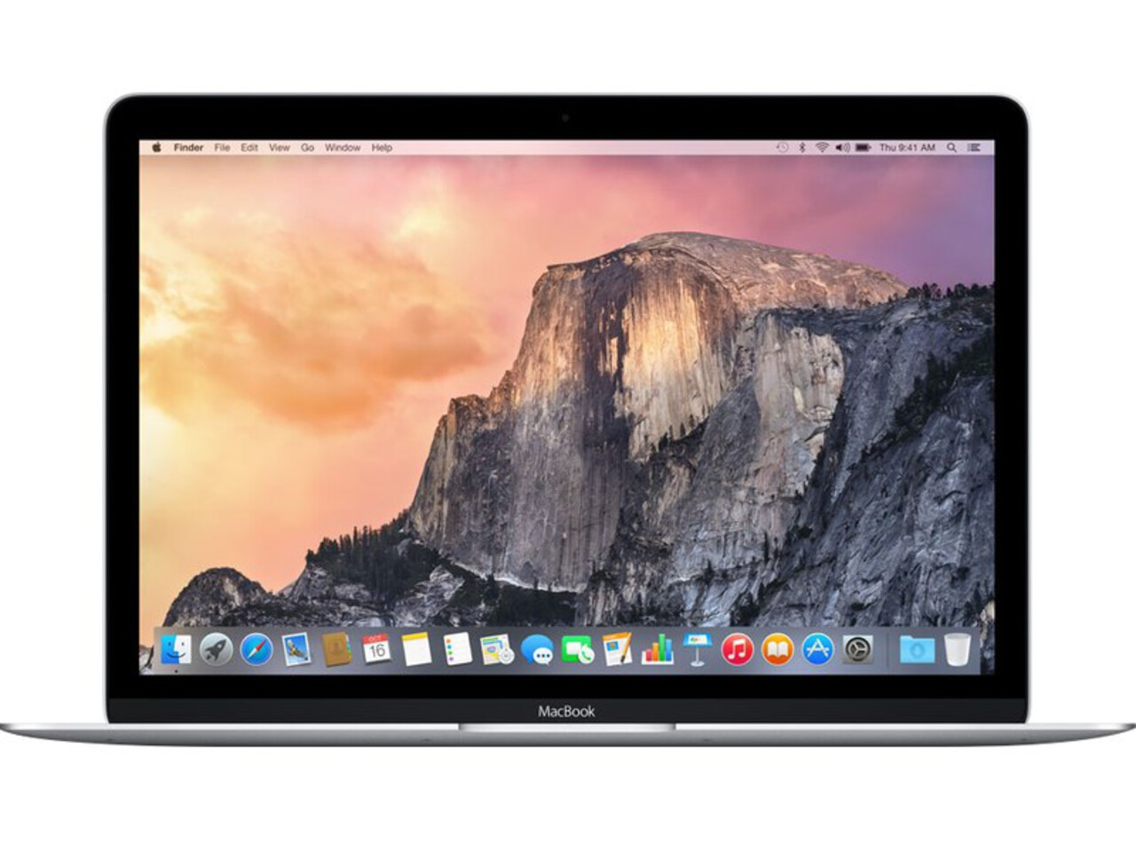 macbook 12 inch 2015 silver