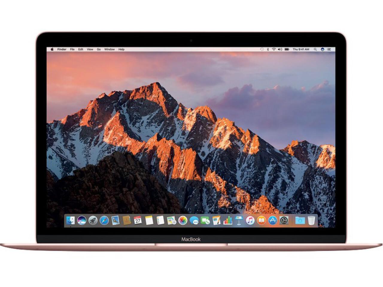 macbook 12 inch 2016 rose gold