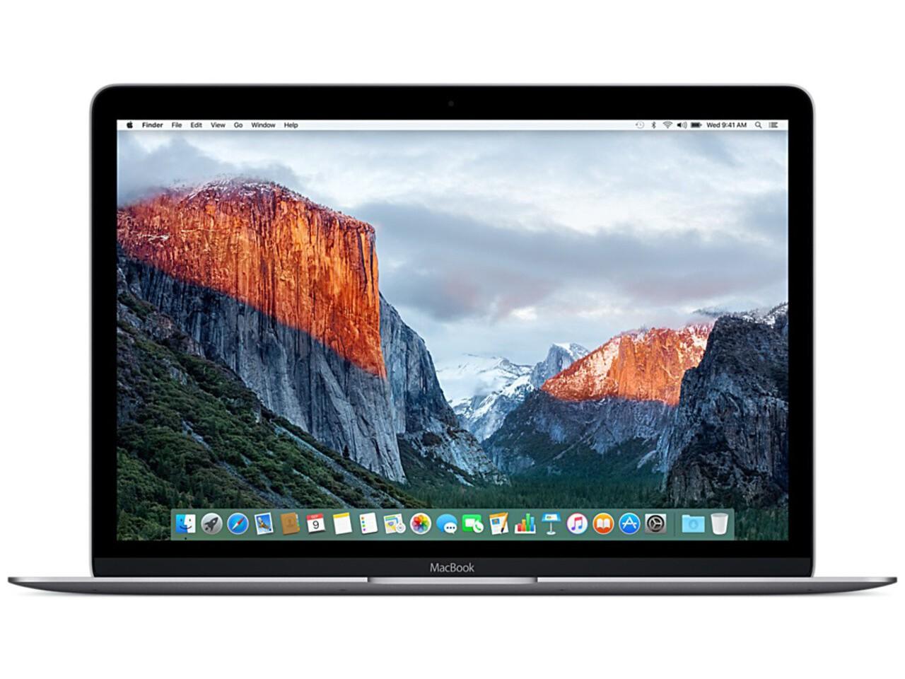 macbook 12 inch 2016 space gray