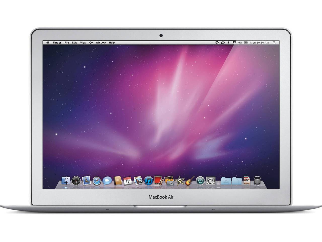 macbook air 11 inch 2011 silver