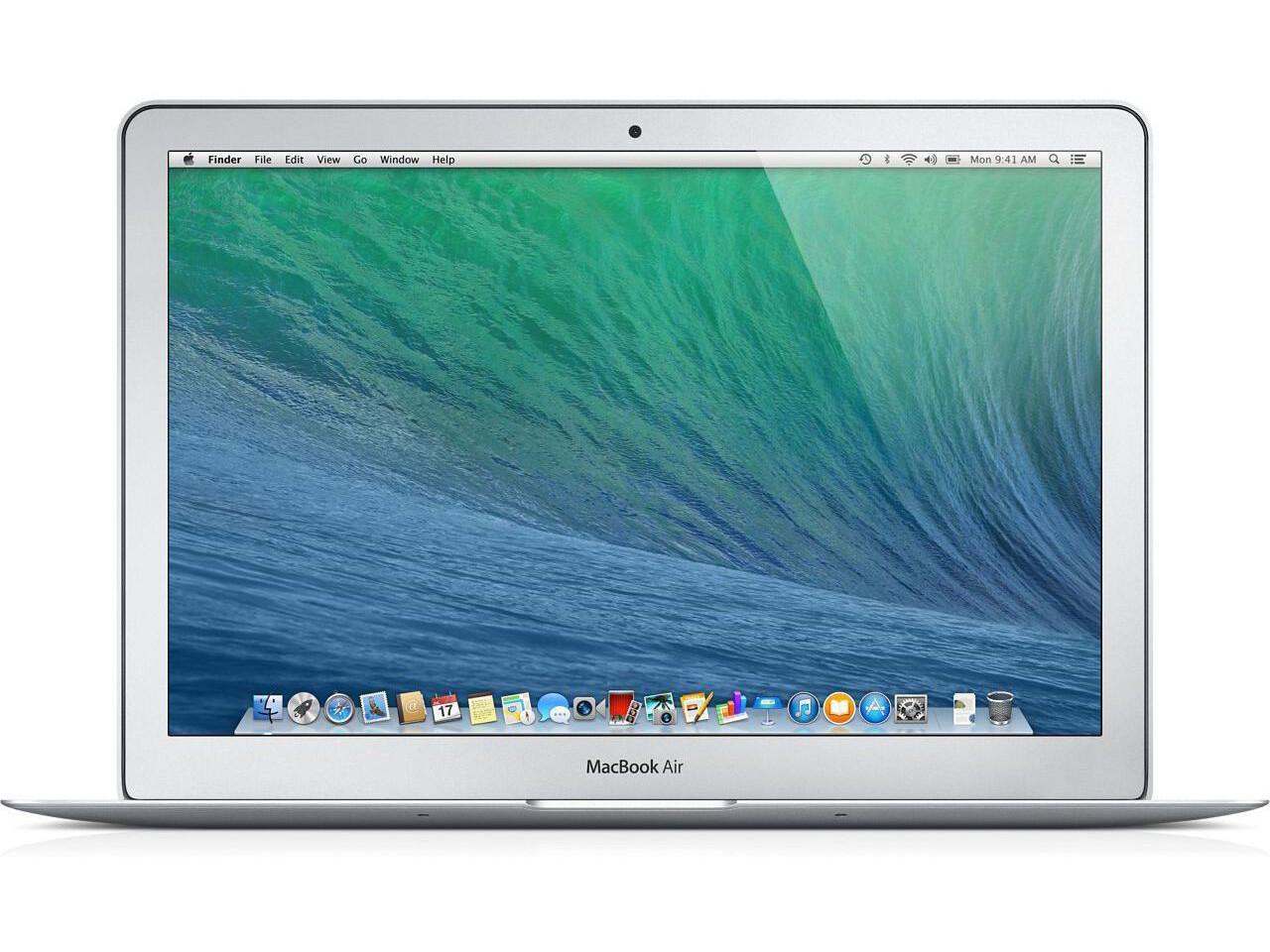macbook air 13 inch 2013 silver