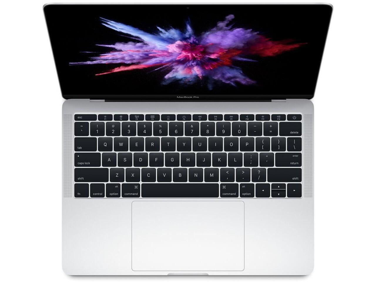 macbook pro 13 inch 2016 silver