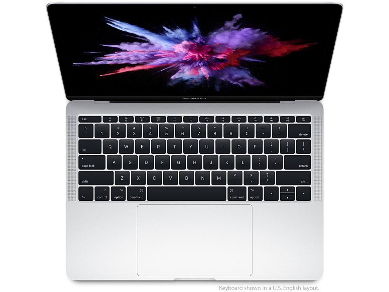 macbook pro 13 inch 2017 silver