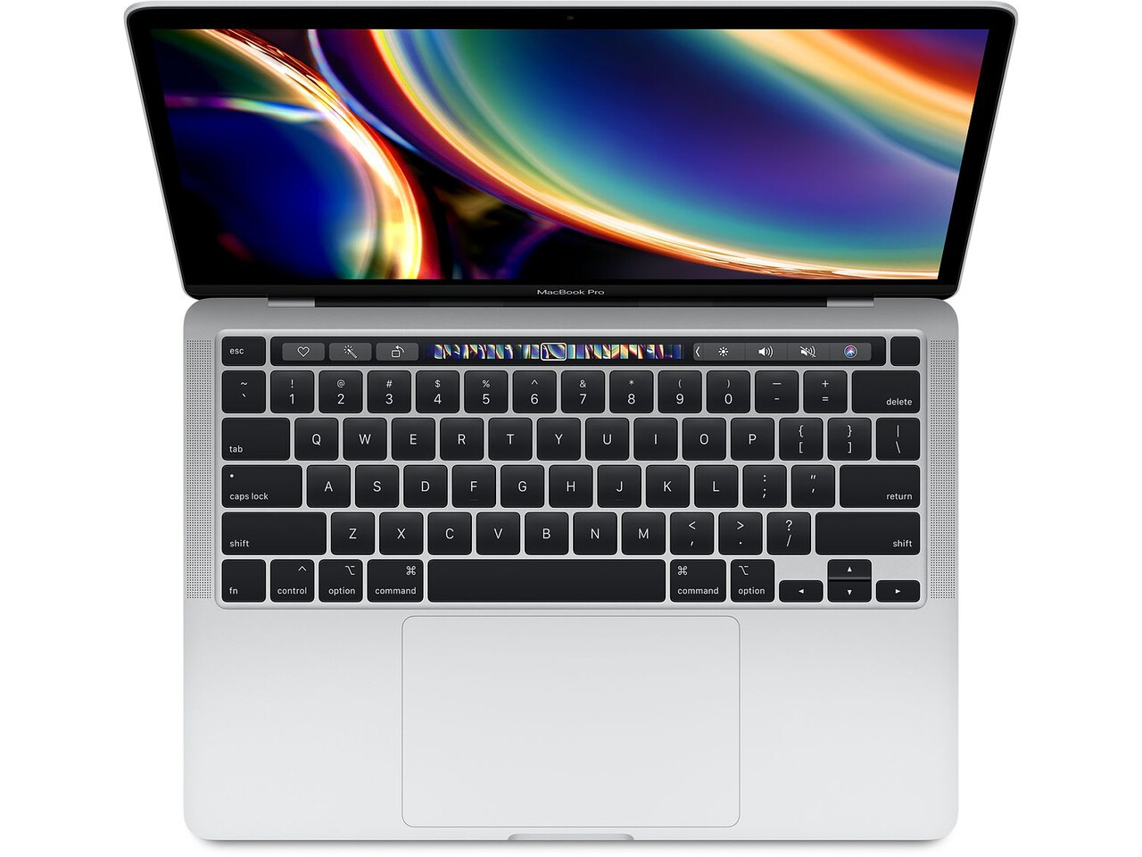 macbook pro 13 inch touch bar 2020 silver
