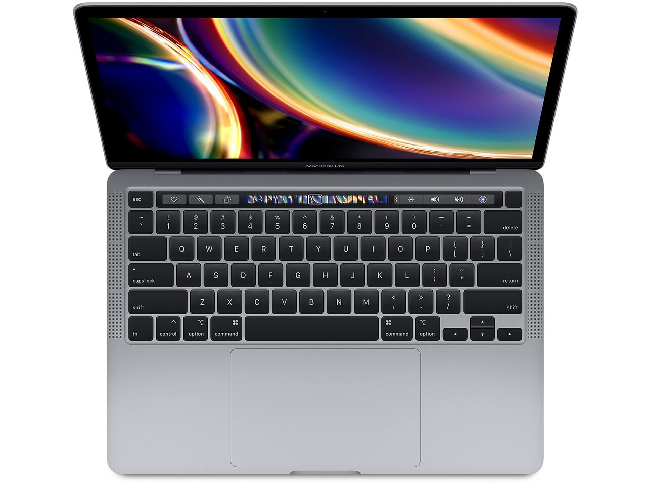 macbook pro 13 inch touch bar 2020 space gray