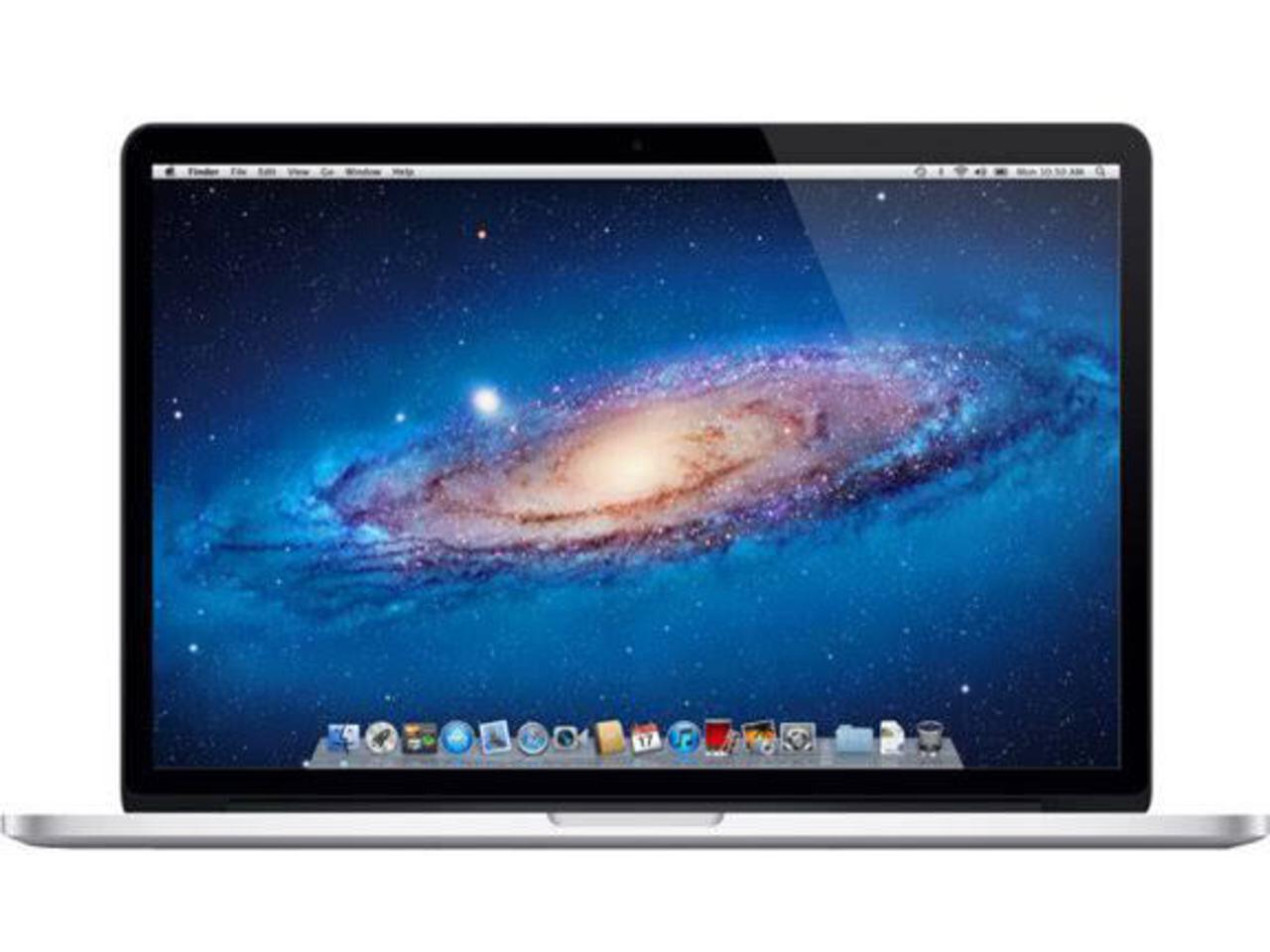 macbook pro 15 inch 2012 silver
