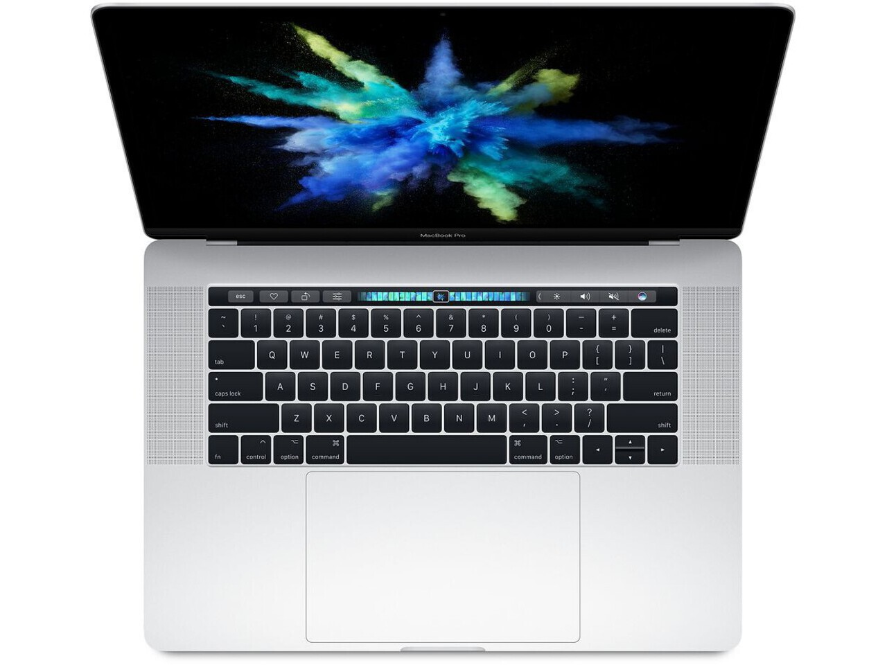 macbook pro 15 inch touch bar 2019 silver